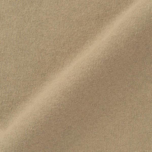 無印 天竺編み半袖Tシャツ 紳士 L