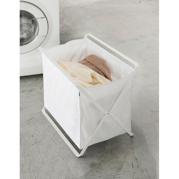 手荷物収納ボックスタワー ホワイト