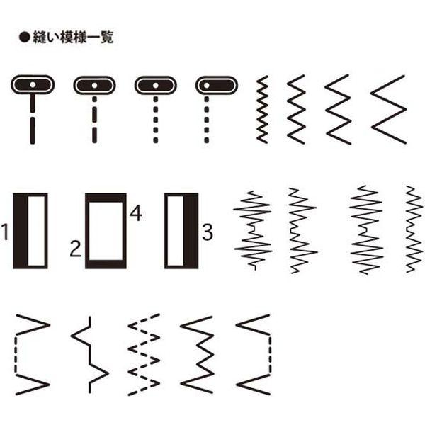 SINGER シンガー 自動糸調子電動ミシン QT-20 フットコントローラー式 アックスヤマザキ(取寄品)