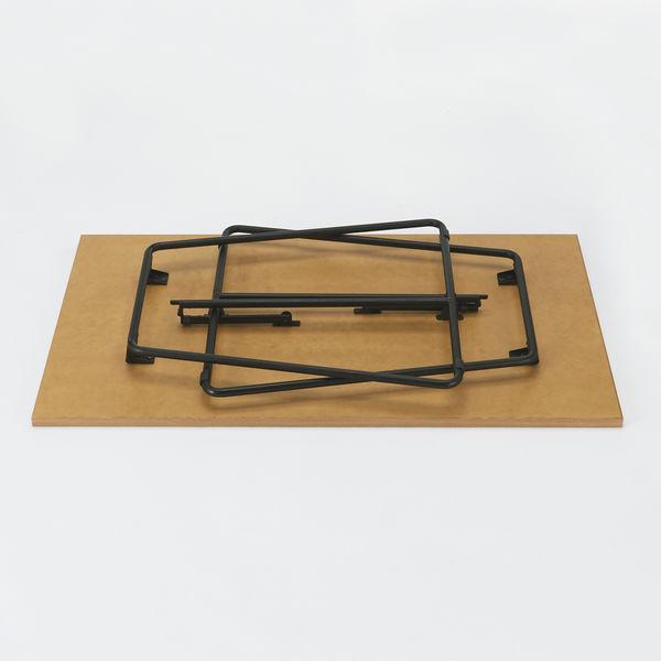 折りたたみテーブル幅120cm・オーク材