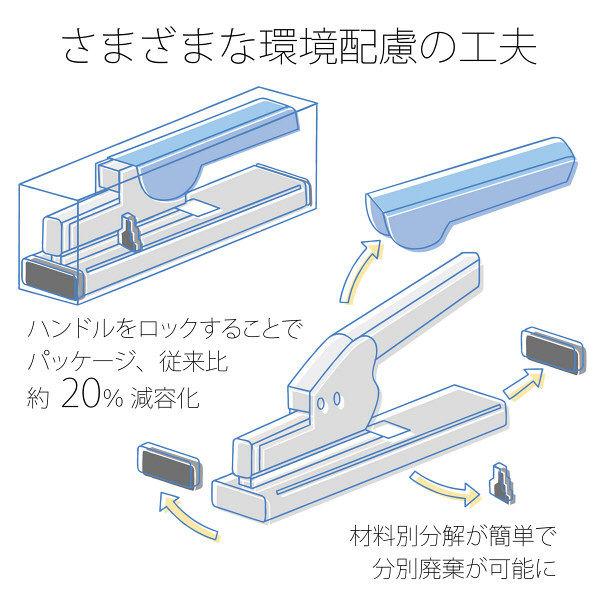 プラス ホッチキス ST-003E (直送品)