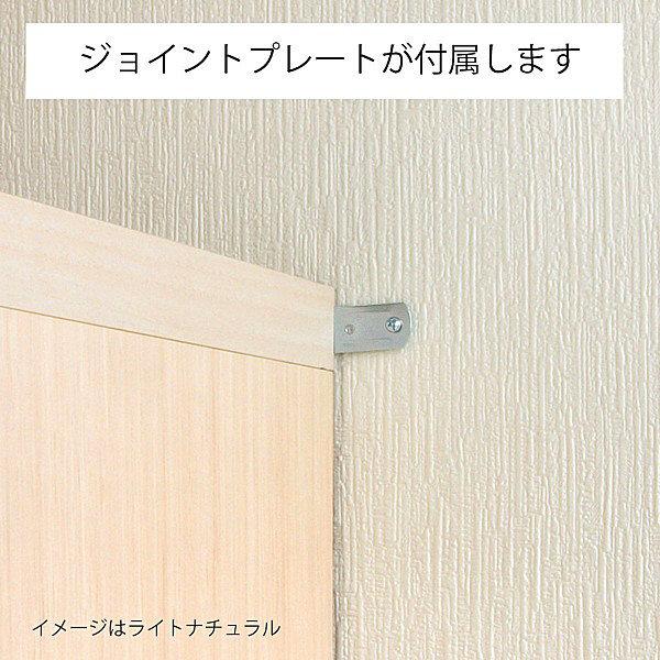 大洋 Shelfit(シェルフィット) エースラック/カラーラックM 幅300×奥行400×高さ1170mm ホワイト 1台 (取寄品)