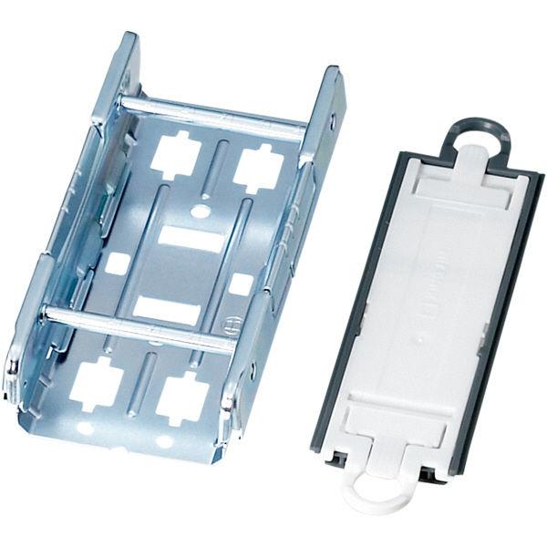 キングファイル スーパードッチ 脱着イージー A4タテ とじ厚40mm グレー 10冊 キングジム 両開きパイプファイル 2474Aクレ