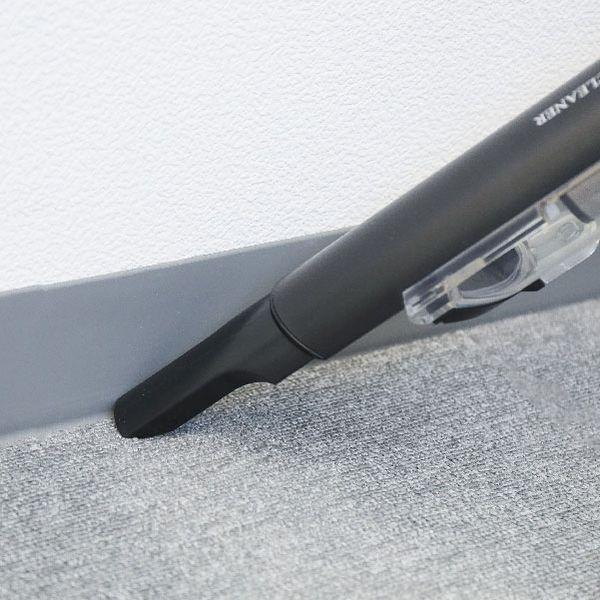 ウィンコド ハイエンドスティッククリーナー ブラック TH-BLDC1806BK 1台(直送品)