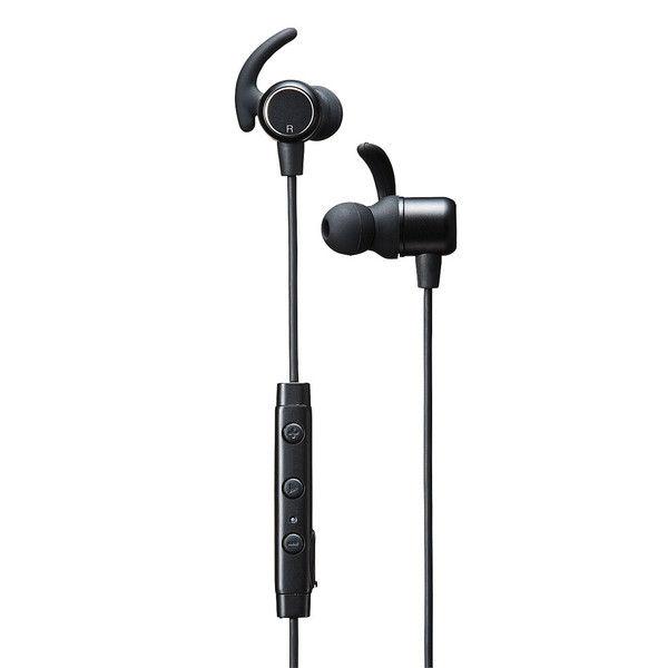 サンワサプライ Bluetoothステレオヘッドセット 1個 (直送品)