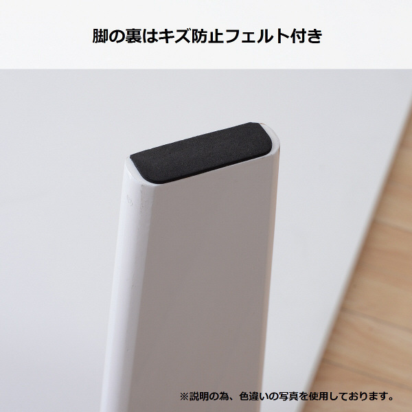 YAMAZEN(山善) 脚折れテーブル ダークブラウン 幅750×奥行500×高さ325mm 1台 (直送品)