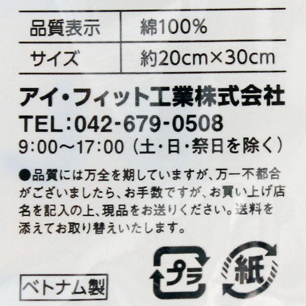 アイ・フィット工業おしぼりタオル10枚