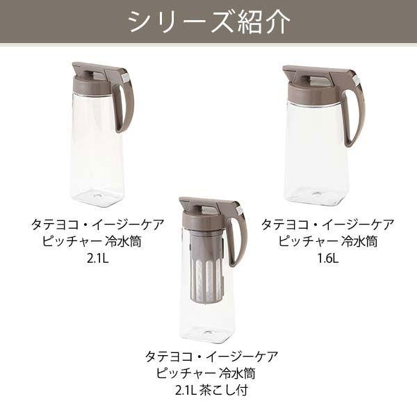 タテヨコ・イージーケアピッチャー2.1