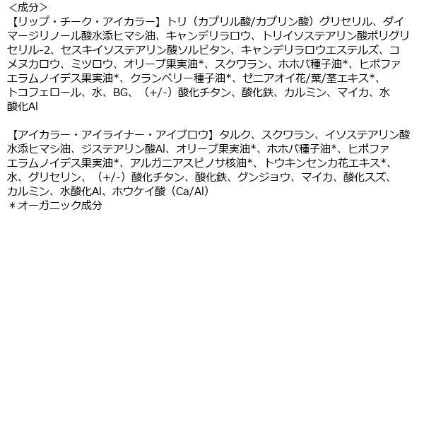 ng メイクアップパレットN 01