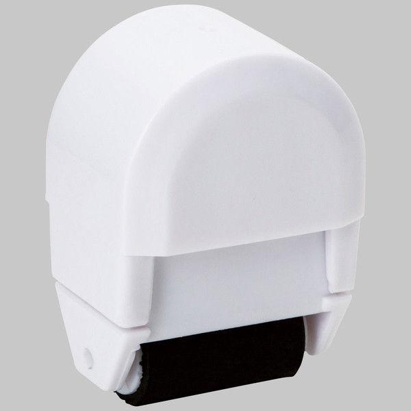 アスカ えんぴつけずりき ローラークリーナーつき ホワイト PS80W(直送品)