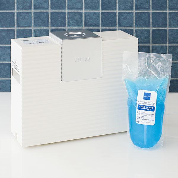 東芝 トイレ用瞬間消臭機 DAC-2400AT(W) ロハコオリジナル特殊消臭ジェル1個付 1台 TOSHIBA