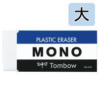 トンボ鉛筆【MONO】消しゴム モノ 大 PE-07A 1個