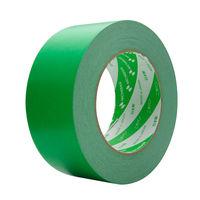 ニチバン ニュークラフトテープ No.305C 緑 50mm×50m巻 305C3-50 1セット(5巻:1巻×5)