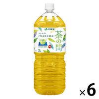 伊藤園茶の間2.0L 1セット(6本)