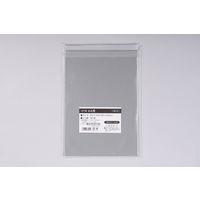 OPP袋 フタ・シール付き A4 1セット(1000枚:100枚入×10袋) 伊藤忠リーテイルリンク