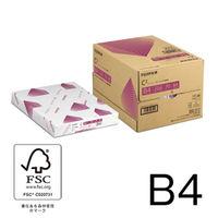 富士ゼロックス モノクロ・カラー兼用コピーペーパー C2 B4 Z626 1箱(2500枚入)