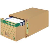 <LOHACO> ゼネラル 文書保存箱 イージーキャビネット エコ普及型 引き出しタイプ A4用 EC-001 5枚画像
