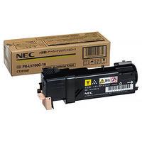 NEC レーザートナーカートリッジ PR-L5700C-16 イエロー(大容量)
