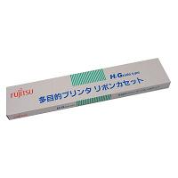 富士通 プリンタ用リボン 325110 MPP5H(黒) リボンカセット (直送品)