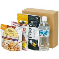 コンパクト防災食セット 1パック(18セット) 東京都葛飾福祉工場