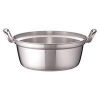 業務用マイスターIH料理鍋 42cm IH対応 ALY5205 北陸アルミニウム (取寄品)