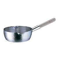 アルミDON雪平鍋(両口) 30cm ガス火専用 AYK05030 アカオアルミ販売 (取寄品)