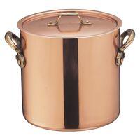 SAエトール銅寸胴鍋 18cm