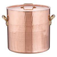 SAエトール銅寸胴鍋 30cm