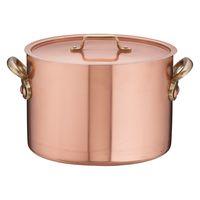 SAエトール銅半寸胴鍋 24cm