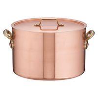 SAエトール銅半寸胴鍋 27cm
