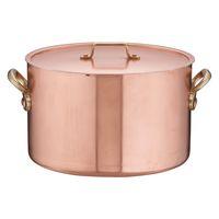 SAエトール銅半寸胴鍋 30cm