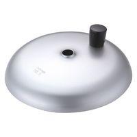 親子鍋用蓋(エントツ付き) E-16 16.5cm用 AOY222 アカオアルミ販売 (取寄品)
