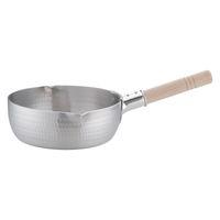 アルミDON雪平鍋(両口) 21cm