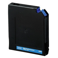 IBM 3590カートリッジシステムテープ 1/2DC(CMT CST) 05H4434 (取寄品)