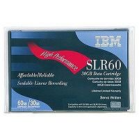 IBM 1/4データカートリッジ(30GB) SLR60 19P4209 (取寄品)