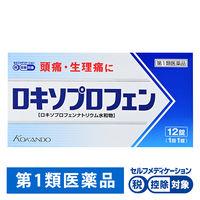 ロキソプロフェン錠クニヒロ 12錠