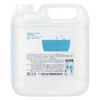 スーパーバスクリーナー 除菌・消臭・防カビ効果 4L ロケット石鹸