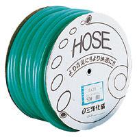 クリアグリーン 水道用ホース 耐圧タイプ (50m巻) KHC13 三洋化成 (取寄品)