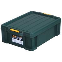 アステージ STボックス 23L グリーン #22G 1箱(5個入)