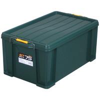 アステージ STボックス 68L グリーン #75G 1箱(3個入)
