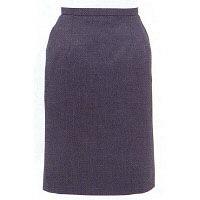 BON(ボン) 事務服 小さいサイズ 新ベーシックライン ストレッチスカート グレー 5号 HW2227A (直送品)