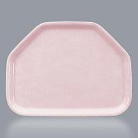 FRPトレー ピンク H4500 1セット(5枚入) 関東プラスチック工業 (取寄品)