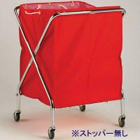 <LOHACO> テラモト BMダストカー(大)袋セット 赤 DSー900-101-2 (直送品)画像