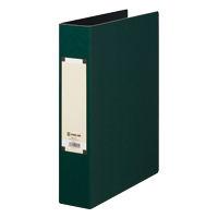 キングジム アートカラーパイプファイル A4タテ とじ厚50mm 緑 4475 1パック(10冊入) (取寄品)