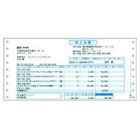 弥生 売上伝票(201) 334201 1箱(500セット入) (取寄品)