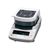 エー・アンド・デイ 過熱乾燥式水分計 MX-50 (直送品)