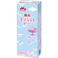 クリニコ エンジョイゼリー プレーン 1箱(30個入) 0629350  (直送品)