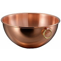 ボール2191-35cm 銅製 モービル(06054)(マトファー) 2538800 (取寄品)
