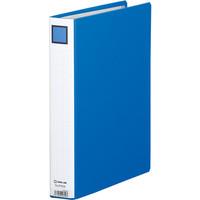 キングファイルG GXシリーズ A4タテ とじ厚30mm背幅46mm 青 キングジム 片開きパイプファイル 973GXアオ 3冊