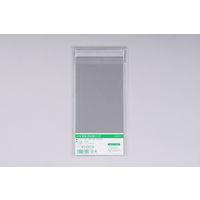 伊藤忠リーテイルリンク OPP袋(テープ付き) 長形3号封筒サイズ 透明封筒 1箱(10000枚:100枚入×100袋)